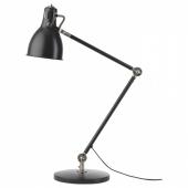 АРЁД Лампа рабочая,антрацит