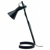 ЛАГРА Лампа рабочая,черный