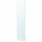 ВЕННЕСЛА Зеркало напольное, белый, 45x178 см
