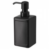 РИННИГ Дозатор для жидкого мыла, серый, 450 мл