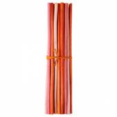 САЛТИГ Декоративная палочка, ароматический оранжевый, розовый, 35 см