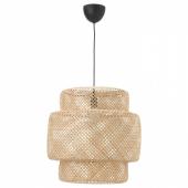 СИННЕРЛИГ Подвесной светильник, бамбук