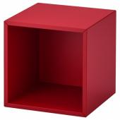 ЭКЕТ Навесной модуль, красный, 35x35x35 см